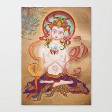 Budha Canvas Print