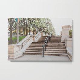 Park Days - Chicago Photography Metal Print