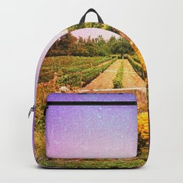 Santa Barbara Vineyard Farm Backpack