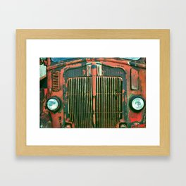 grillin Framed Art Print