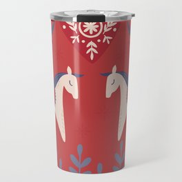 Swedish Christmas 2 Travel Mug
