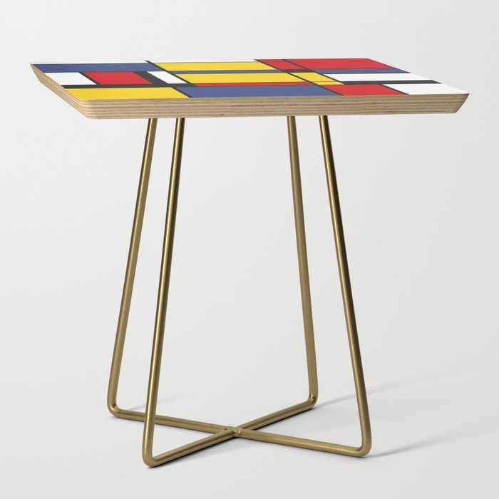 Downtown_Tribute_to_Mondrian_Side_Table_by_DistinctyDesign__Gold__Square