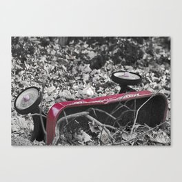 Moving Day Canvas Print