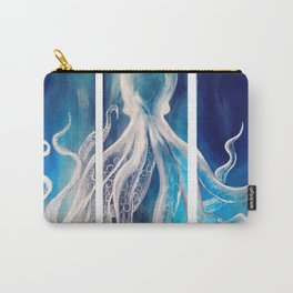 Octopus Tryptic Carry-All Pouch