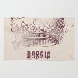 Borgia - Tv series - , Alternative movie Poster, tv series, Tom Fontana Rug