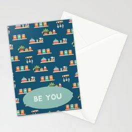 Kitchen Shelfs Stationery Cards