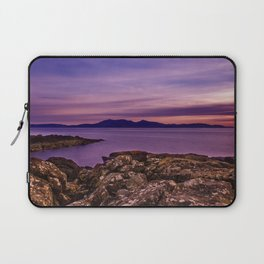 West Coast Goodnight Laptop Sleeve