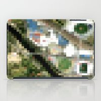 melbourne iPad Cases featuring Melbourne by Mark John Grant