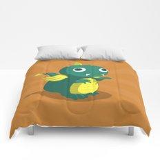 The Dino-zoo: Bat-saurus Comforters