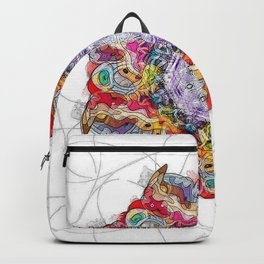 Perfect imperfection Backpack