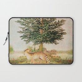 Big Tree and Genet  Laptop Sleeve