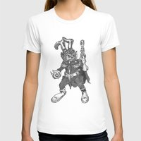 bucky T-shirts featuring Bucky O'Hare by Hartless