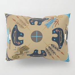 American Native Pattern No. 114 Pillow Sham