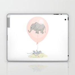 Elephant in a balloon Laptop & iPad Skin