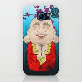 Smiling Buddha Matryoshka/Nesting Doll iPhone Case