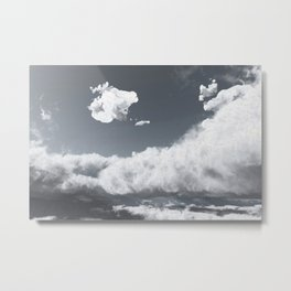 Sahara Dust 2018 (Cloud series #15) Metal Print