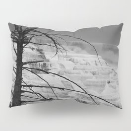 Mystical View Over Minerva Spring Pillow Sham
