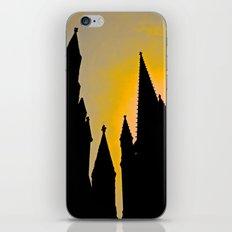 Steeple Sunrise iPhone & iPod Skin