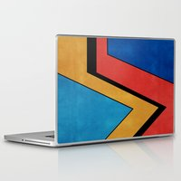 road Laptop & iPad Skins featuring Road by Liall Linz