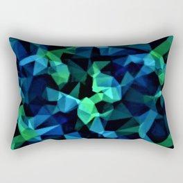 northern Lights 02 Rectangular Pillow