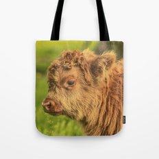 Highland Baby Tote Bag