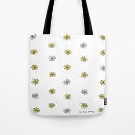 Mini Daisies Tote Bag