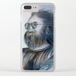 Garcia Clear iPhone Case