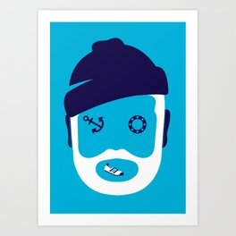 Zissou ... Art Print