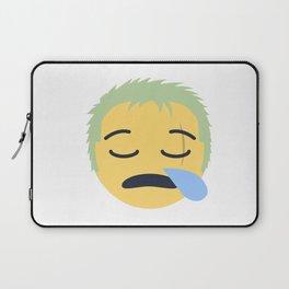 Roronoa Zoro Emoji Design Laptop Sleeve