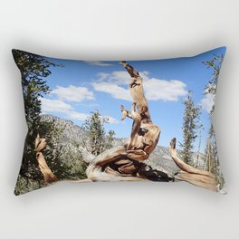 Ancient bristlecone tree Rectangular Pillow