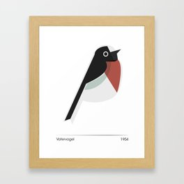 vatervogel Framed Art Print