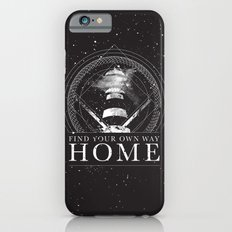 Find Your Own Way Home iPhone 6s Slim Case