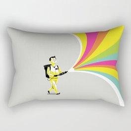 A Murray of Sunshine Rectangular Pillow