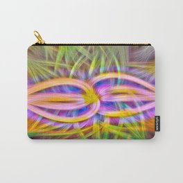 coloris twirls Carry-All Pouch
