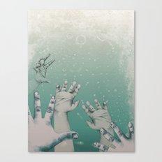 Pied Piper Canvas Print