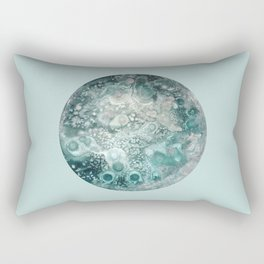 Neptune turquoise Rectangular Pillow