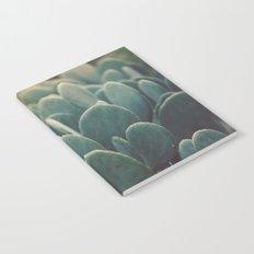 Green + Gold Notebook