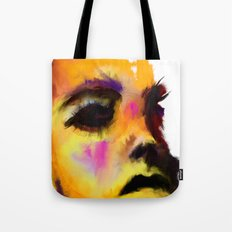 Gemini - Left Tote Bag