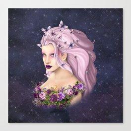 Lilac Summer Canvas Print