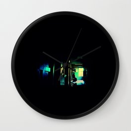 The Waiting Room Wall Clock