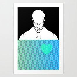 Sanitize Yourself Art Print