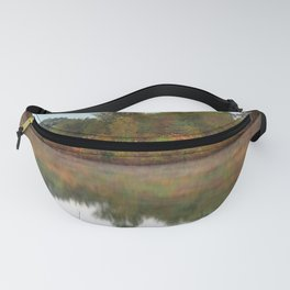 Autumn Stream Photography Fanny Pack