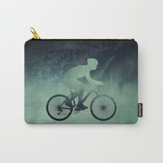 Bicycle lover Carry-All Pouch