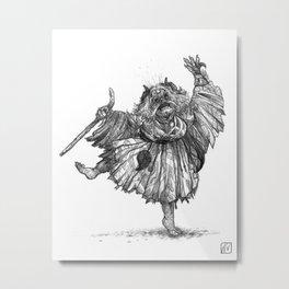 Aughra Metal Print