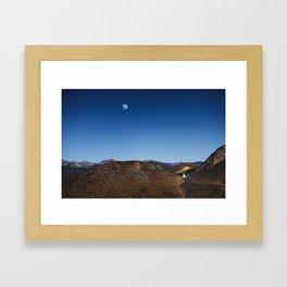 Asia 10 Framed Art Print