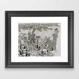 Sydney, Australia Framed Art Print