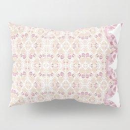 Pink Petals Pillow Sham