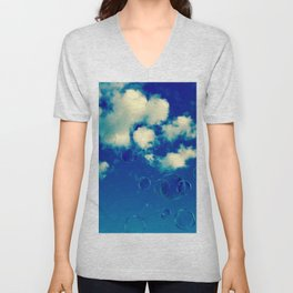 Great Thoughts Photography Unisex V-Neck