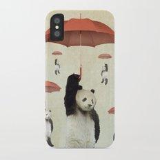 Pandachutes Slim Case iPhone X