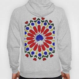 Art Moorish Arabesque Moroccan 1 Hoody